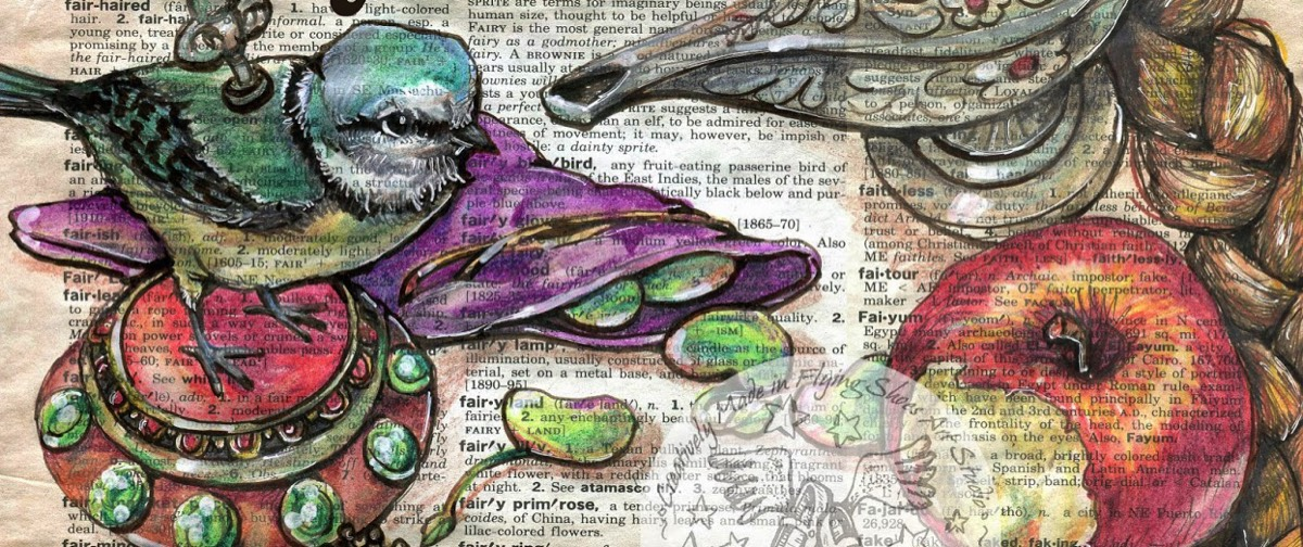 Dictionary Word | Middle School Art