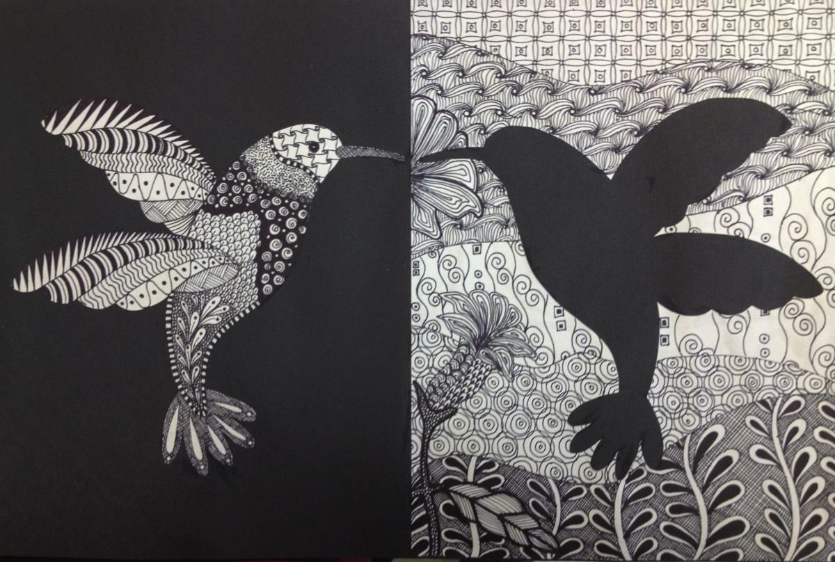 Zentangle Project | Middle School Art